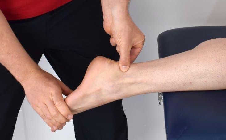 Spécialiste tendinite du tendon d'Achille Rennes