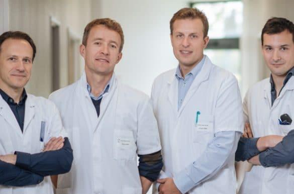 Consultations chirurgiens orthopédistes à Vitré 35